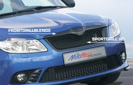 Milotec - Sportgrill RS