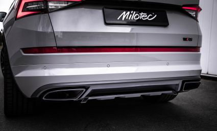Milotec - Diffusor, suitable for Kodiaq RS