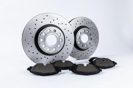 Brake Performance-Set - passend für Octavia III RS