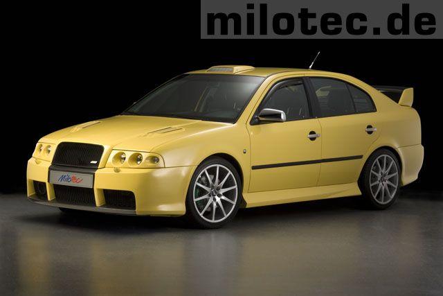 milotec auto-extras gmbh - skoda tuning und zubehör - rs kit