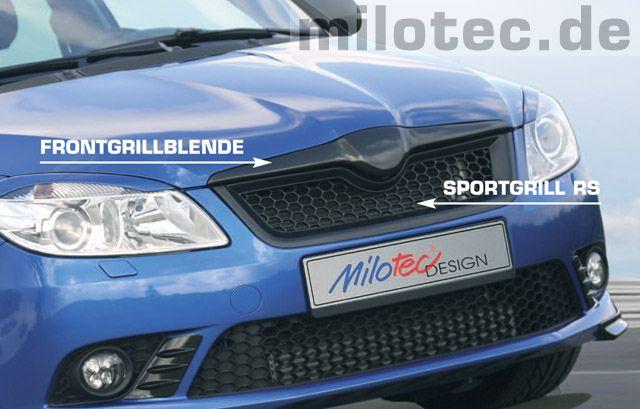 milotec auto-extras gmbh - skoda tuning und zubehör - sports grille