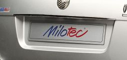 Milotec - Kofferraum-Griffleiste, passend für Octavia II