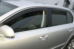 Windabweiser-Set für vordere Seitenfenster, passend für Superb II
