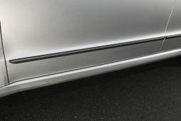 Rammschutzleisten Türen seitlich, passend für Superb II