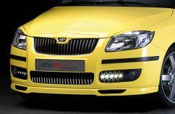 Milotec - LED Tagfahrleuchten für Fahrzeuge ohne Nebellampen, LED klar