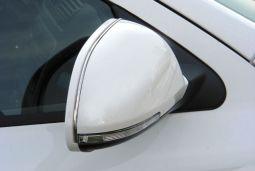 Milotec - Edelstahlrahmen für Spiegelgehäuse, passend für Superb II
