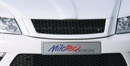 Milotec - Sportgrill RS (Frontgrill ohne Emblem), passend für Octavia II RS Facelift
