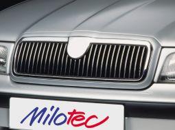 Milotec - Designblenden für Original Frontgrill, passend für Felicia Facelift