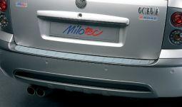 Milotec - Ladekantenschutz, Octavia I Limousine, Silber
