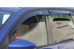Windabweiser-Set für hintere Seitenfenster, passend für Octavia III