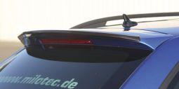 Milotec - Heckspoiler-Aufsatz, passend für Octavia III RS Combi