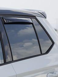 Windabweiser-Set hintere Seitenfenster, passend für Fabia III