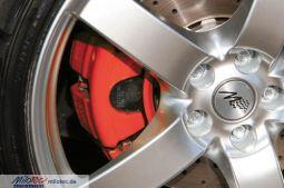 Bremssattel-Lack, RS rot