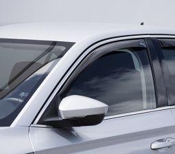 Windabweiser für vordere Seitenfenster, passend für Superb III