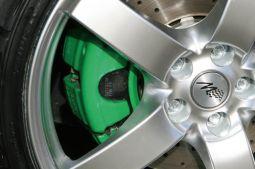 Bremssattel-Lack, grün