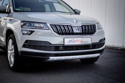 Milotec - Underrun protection trim, for Karoq