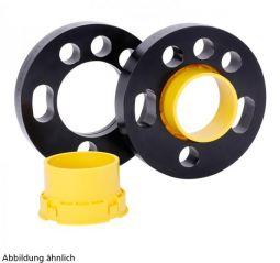 Spurverbreiterung 40mm/Achse