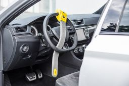 Steering wheel Immobiliser