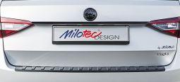Milotec - Kofferraum-Griffleiste, passend für Superb III Lim.