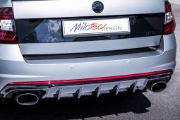 Milotec - Diffusor, passend für Octavia III RS