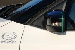 Milotec - Spiegel-Design-Streifen, grün