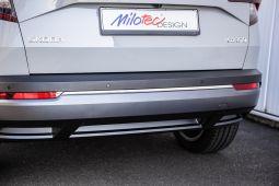 Milotec - Rear bumper cover, for Karoq