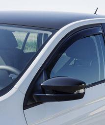 Windabweiser-Set für vordere Seitenfenster, passend für Rapid
