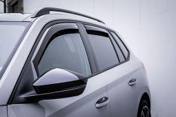 Windabweiser-Set für vordere Seitenfenster, passend für Octavia IV